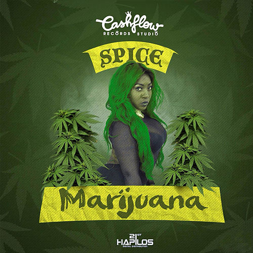 Marijuana - Single by Spice