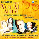 Ginastera - The Vocal Album by Gisèle Ben-Dor