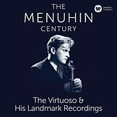 The Menuhin Century - Virtuoso and Landmark Recordings (SD) von Yehudi Menuhin