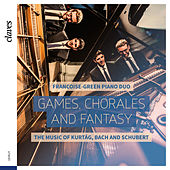Games, Chorales & Games by Francoise-Green Piano Duo