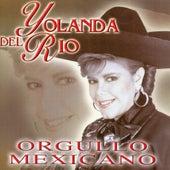 Orgullo Mexicano by Yolanda Del Rio