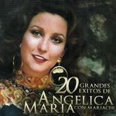 20 Grandes Exitos De Angelica Maria Con Mariachi by Angelica Maria