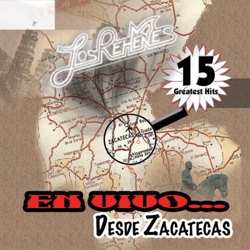 En Vivo Desde Zacatecas by Los Rehenes