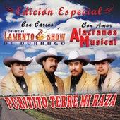 Puritito Terre Mi Raza by Banda Lamento Show De Durango