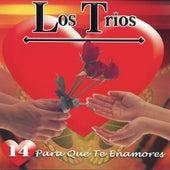 14 Para Que Te Enamores by Los Trios