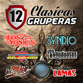 12 Clasicas Gruperas by Various Artists