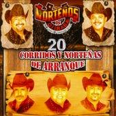 20 Corridos Y Nortenas De Arranque by Nortenos De Ojinaga