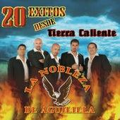 20 Exitos Desde Tierra Caliente by La Nobleza De Aguililla