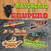 Rancheras A Lo Grupero by Various Artists