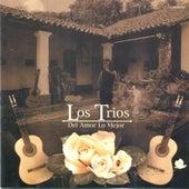 Del Amor Lo Mejor by Los Trios