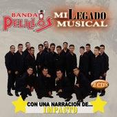 Mi Legado Musical by Banda Pelillos