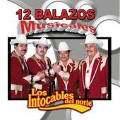 12 Balazos Musicales by Los Intocables Del Norte