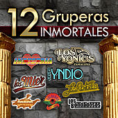 12 Gruperas Inmortales by Various Artists