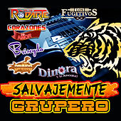 Salvajemente Grupero by Various Artists