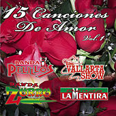 15 Canciones De Amor, Vol. 1 by Various Artists
