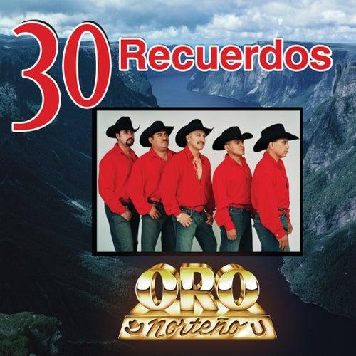 30 Recuerdos by Oro Norteno