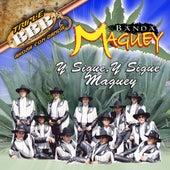 Y Sigue Y Sigue Maguey by Banda Maguey
