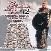 12 Grandes Exitos by Yolanda Del Rio