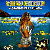 Paquetazo De Coleccion - 4 Grandes De La Cumbia by Various Artists