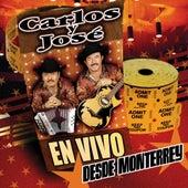 En Vivo Desde Monterrey by Carlos Y Jose