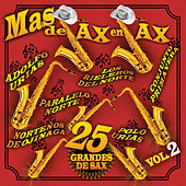 Mas De Sax En Sax, Vol. 2 by Various Artists