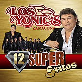 12 Super Exitos by Los Yonics