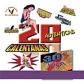 20 Autenticas Calentanas by Various Artists