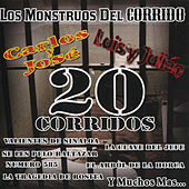 Los Monstruos Del Corrido by Various Artists