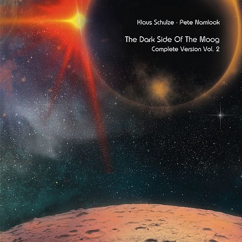 The Dark Side of the Moog (Complete Version, Vol. 2) by Klaus Schulze