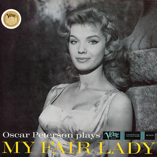 Plays My Fair Lady by Oscar Peterson