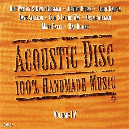 100% Handmade Music: Volume 4 by Various Artists