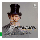 Great Verdi Voices by Various Artists