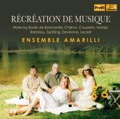 Récréation de musique by Various Artists