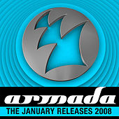 Armada January Releases 2008 by Various Artists