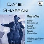 Russian Soul - Prokofiev, Kabalevsky, Tsintsadze by Daniil Shafran