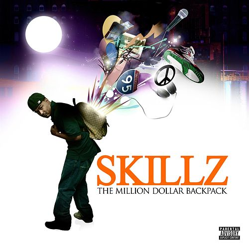 The Million Dollar Backpack by Skillz