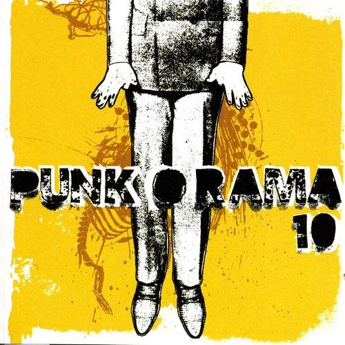 Punk-O-Rama 10 by Various Artists