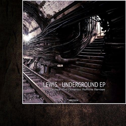 Underground EP by Lewis