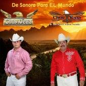 De Sonora para el Mundo by Chuy Vega