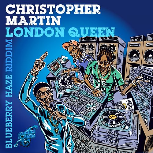 London Queen by Christopher Martin