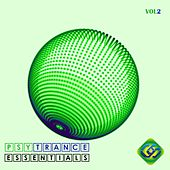 Psy Trance Essentials, Vol. 2 - EP by Various Artists