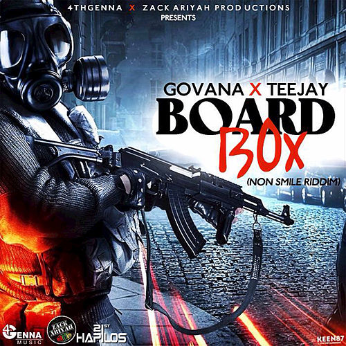 Board Box - Single by Jay Tee
