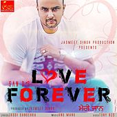 Love Forever by Sand