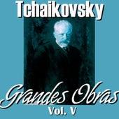 Tchaikovsky Grandes Obras Vol.V by Kiev Symphony Orchestra