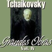 Tchaikovsky Grandes Obras Vol.IV by Hamburger Symphoniker