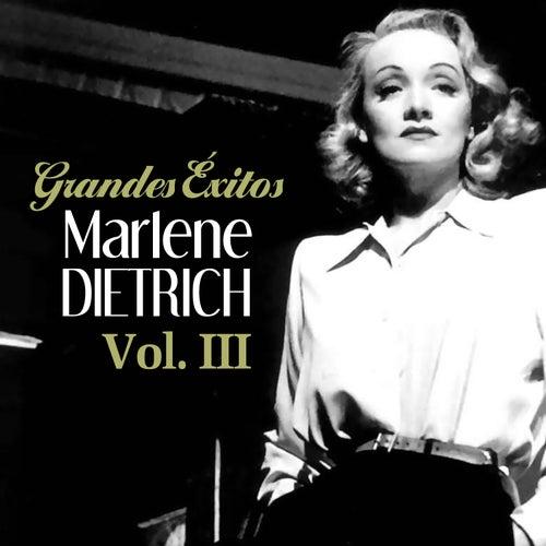 Grandes Éxitos, Vol III von Marlene Dietrich