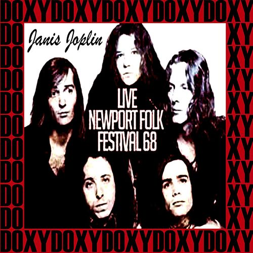 Newport Folk Festival, Rhode Island, July 27th, 1968 (Doxy Collection, Remastered, Live on Fm Broadcasting) von Janis Joplin