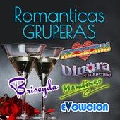 Romanticas Gruperas by Various Artists