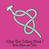 What You Talking About? by Peter Bjorn and John