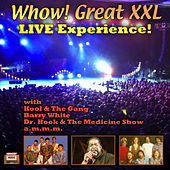 Whow! Great Xxl Live Experience! von Various Artists